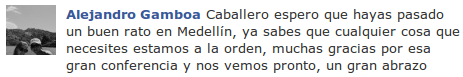 testimonio carlos cabrera marketing redes sociales