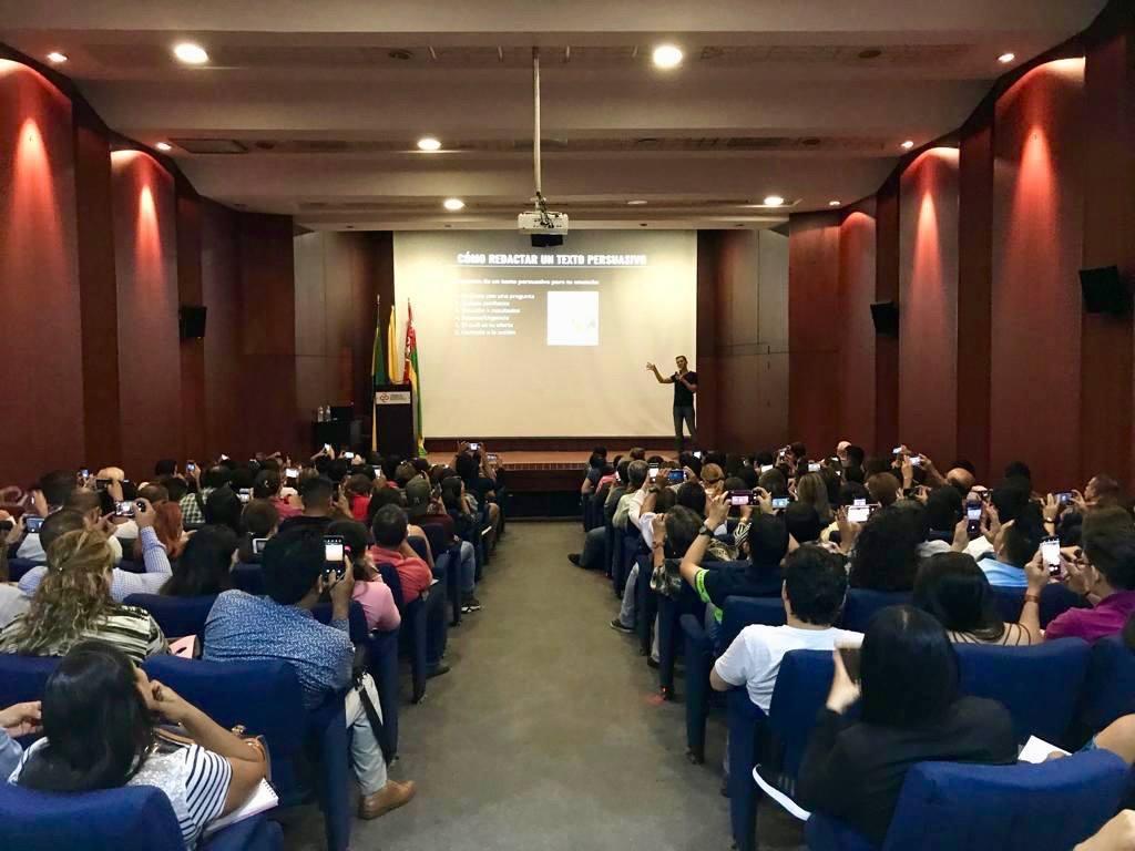 conferencia bucaramanga, colombia